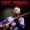 Tommy Emmanuel - Angelina (Live) artwork