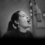 View artist Billie Holiday