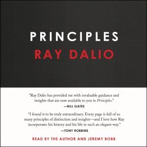 Principles (Unabridged) - Ray Dalio audiobook, mp3