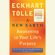 Eckhart Tolle - A New Earth: Awakening Your Life's Purpose (Unabridged)