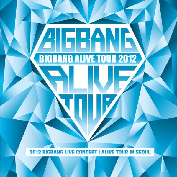 2012 BIGBANG Live Concert: Alive Tour in Seoul