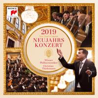 Christian Thielemann & Wiener Philharmoniker - Neujahrskonzert 2019 / New Year's Concert 2019 artwork