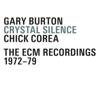 Gary Burton & Chick Corea - Crystal Silence - The ECM Recordings 1972-1979 artwork