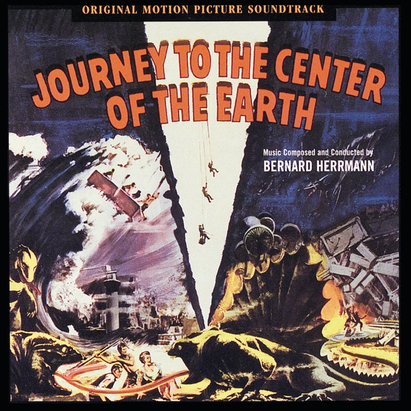 Journey to the Center of the Earth (Original Motion Picture Soundtrack)