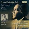 Coleridge-Taylor & Harrison: Works for Violin & Orchestra - Lorraine McAslan, London Philharmonic Orchestra & Nicholas Braithwaite