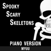 Spooky Scary Skeletons (Piano Version)