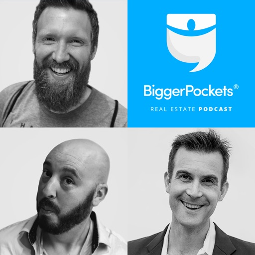 Cover image of The BiggerPockets Real Estate Investing Podcast