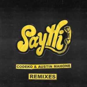 Say Hi Remixes - Single Mp3 Download