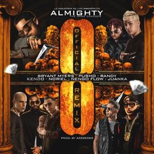 8 (Remix) [feat. Bryant Myers, Pusho, Randy, Kendo, Noriel, Ñengo Flow & Juanka] - Single Mp3 Download