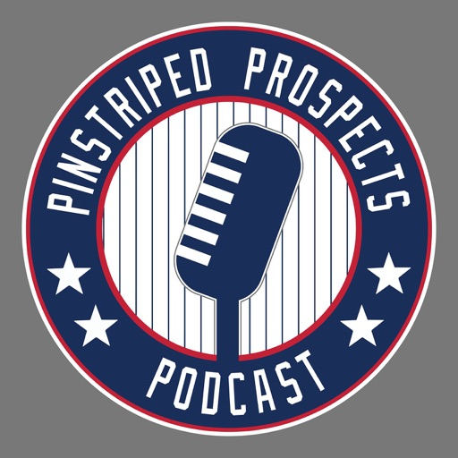 Cover image of Pinstriped Prospects Podcast - Yankees MiLB Podcast