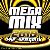 Mega Mix 2018: The Yearmix (DJ Mix)
