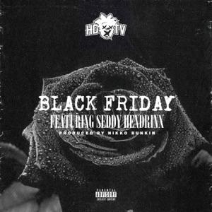 Black Friday (feat. Seddy Hendrinx) - Single Mp3 Download