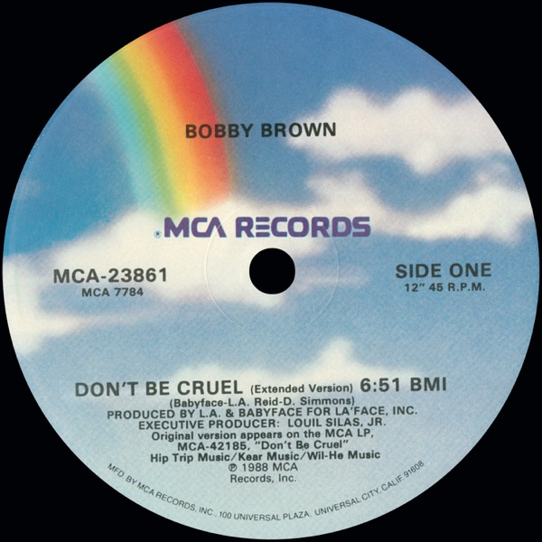 Don't Be Cruel (Remixes) - EP