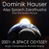 Also Sprach Zarathustra from 2001 A Space Odyssey by Richard Strauss Single