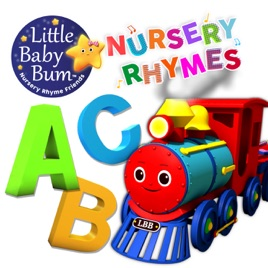 ‎ABC Train Song - Single by Little Baby Bum Nursery Rhyme Friends