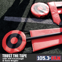 Trust The Tape with Jeff Cavanaugh and Dane Brugler podcast