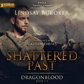 Shattered Past: Dragon Blood, Book 7.5 (Unabridged) audiobook