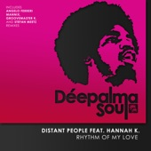 Distant People feat. Hannah K. - Rhythm of My Love (Angelo Ferreri Vocal Mix)