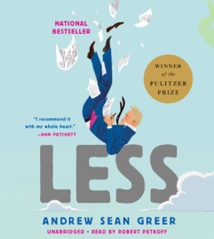 Less (Winner of the Pulitzer Prize) audiobook