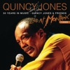 50 Years In Music Quincy Jones Friends Live At Montreux Jazz Festival Switzerland 1996