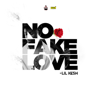 Lil Kesh - No Fake Love artwork