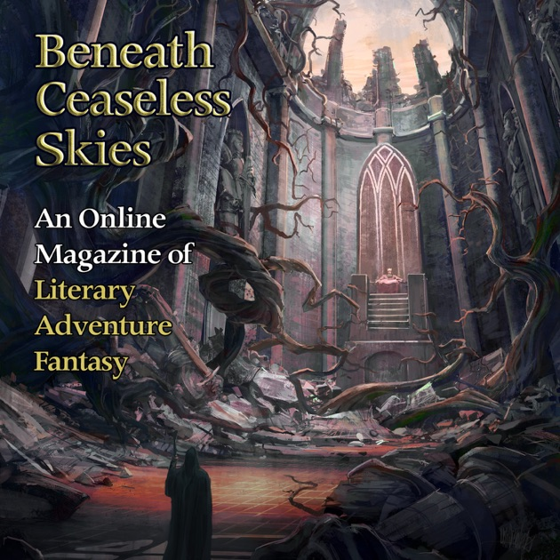 Beneath Ceaseless Skies Issue #105, Fourth Anniversary Double-Issue