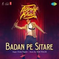 FANNEY KHAN - Badan Pe Sitare Chords and Lyrics