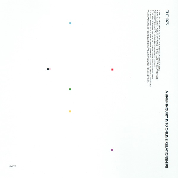 The 1975 - A Brief Inquiry Into Online Relationships album wiki, reviews