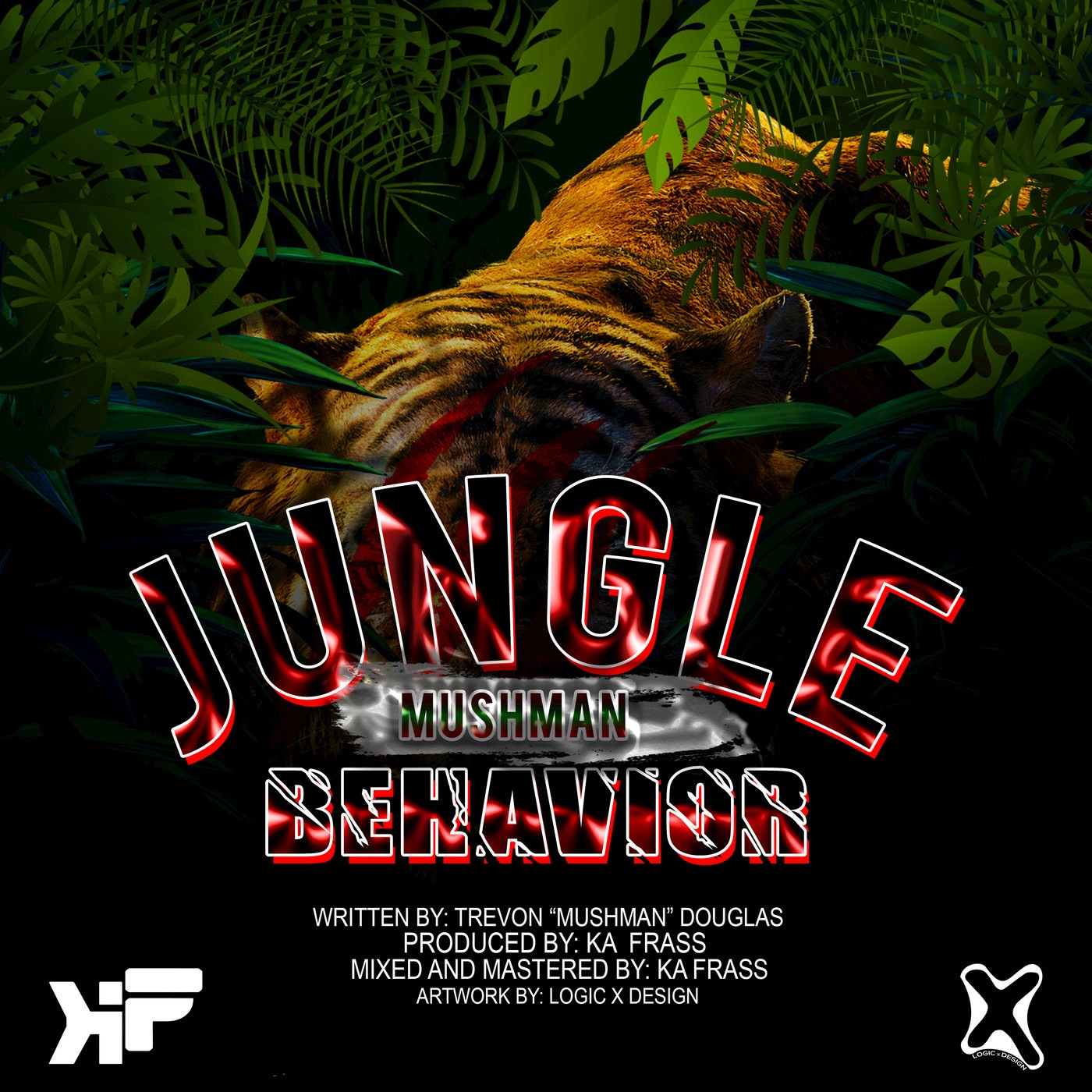 Jungle Behavior - Single
