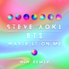 Waste It on Me (feat. BTS) [W&W Remix] - Single