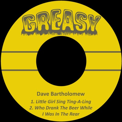 Little Girl Sing Ting-a-Ling - Single - Dave Bartholomew
