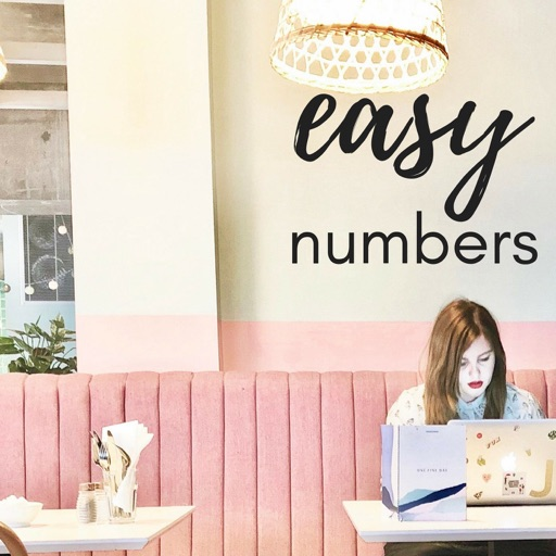 Cover image of Easy Numbers