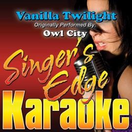 Owl City Performing Vanilla Twilight - Querciacb