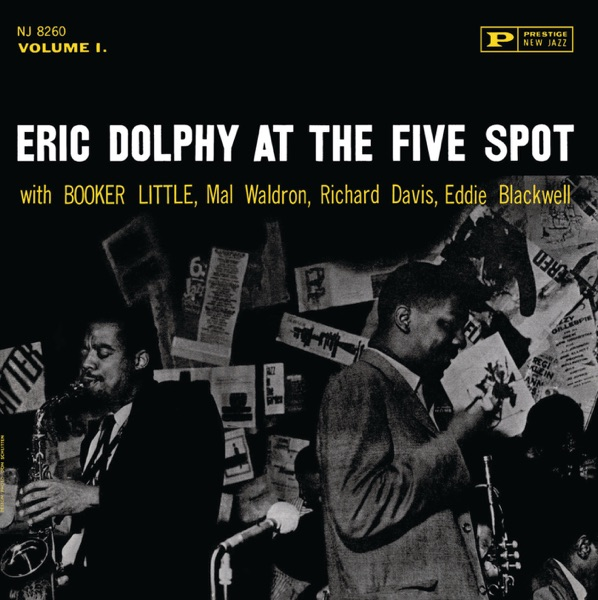 Eric Dolphy At the Five Spot, Vol. 1 (RVG Edition)