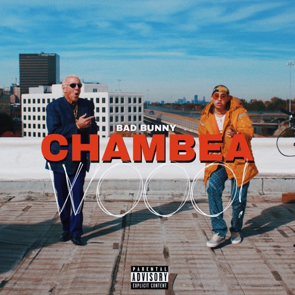 Cover art for Chambea
