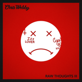 Raw Thoughts III - Chris Webby Cover Art