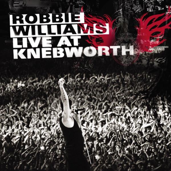 ROBBIE WILLIAMS LET ME ENTERTAIN YOU