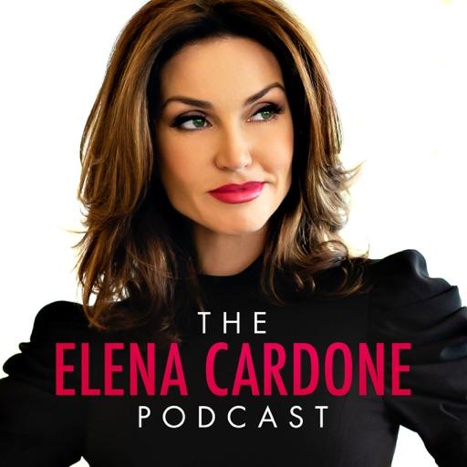Cover image of The Elena Cardone Podcast