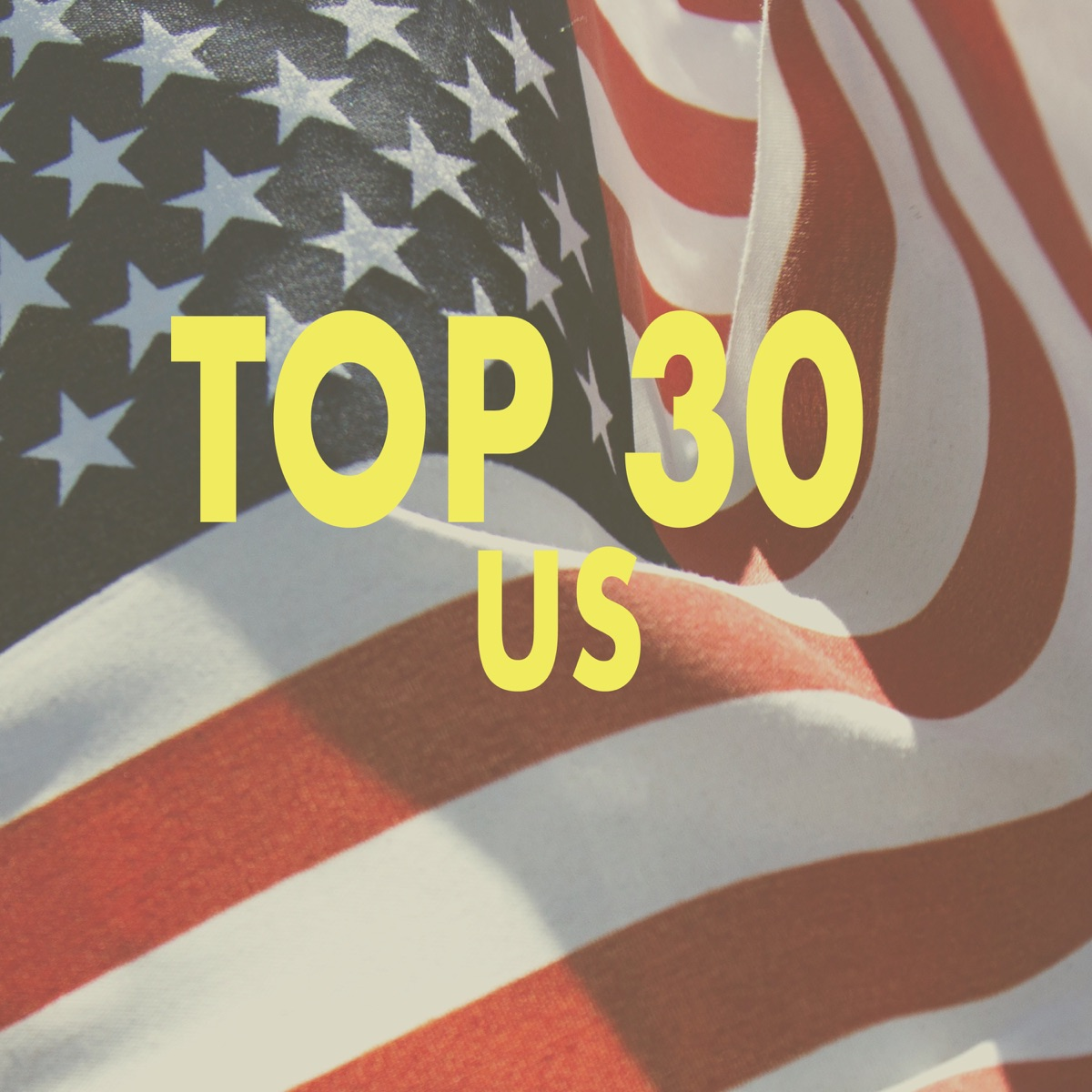 Top 30 US Various Artists CD cover