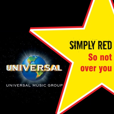 So Not Over You - Single - Simply Red
