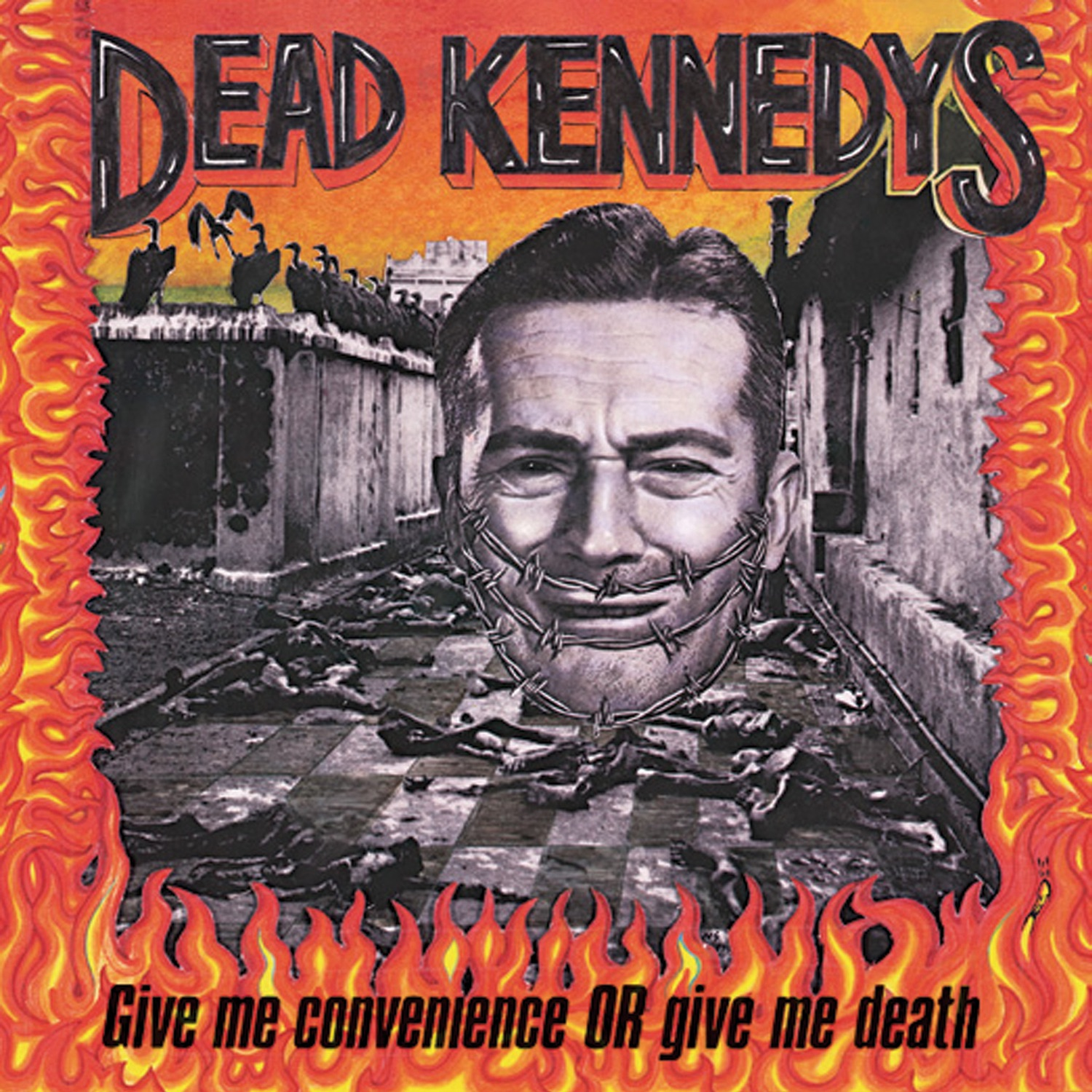 California Über Alles by Dead Kennedys