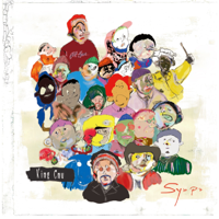 King Gnu - Sympa artwork