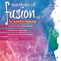 Various Artists - Masters of Fusion, Vol. 2 artwork