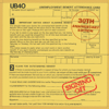 Signing Off (Deluxe Edition) - UB40