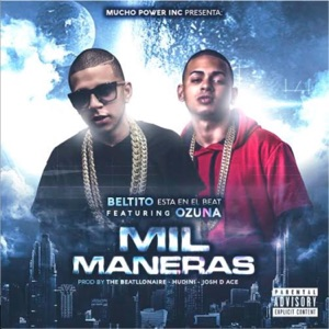 Mil Maneras (feat. Ozuna) - Single Mp3 Download