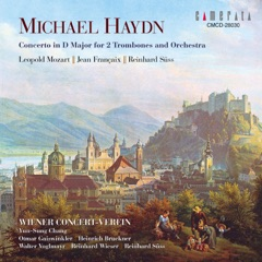 Michael Haydn: Concerto for 2 Trombones and Orchestra
