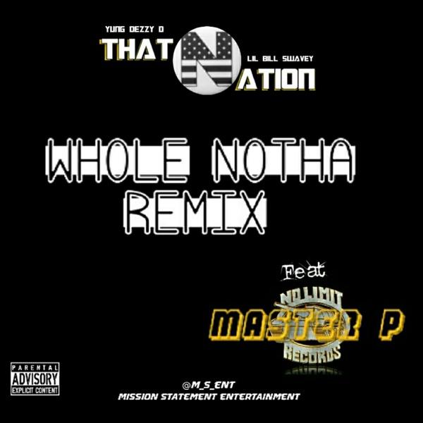 Whole Notha (feat. Master P) [Mogulmix] - EP