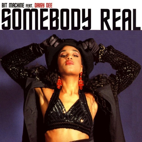 Cover art for Somebody Real