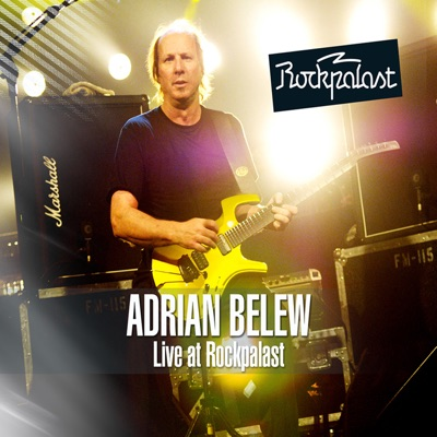 Live at Rockpalast Forum, Leverkusen, Germany 3rd November, 2008 - Adrian Belew