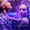 Anitta - Sim ou não (feat. Maluma)  arte